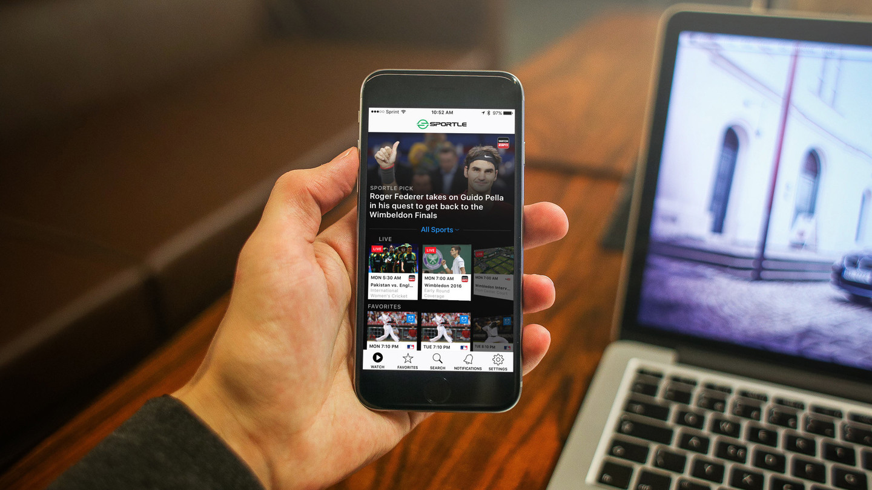 Sportle・Live Sports Streams & Scores
