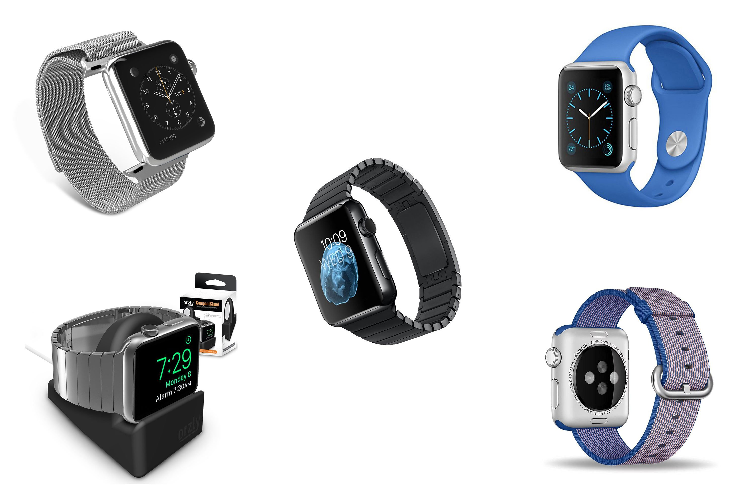 photo image The Best Third-Party Apple Watch Bands and Accessories