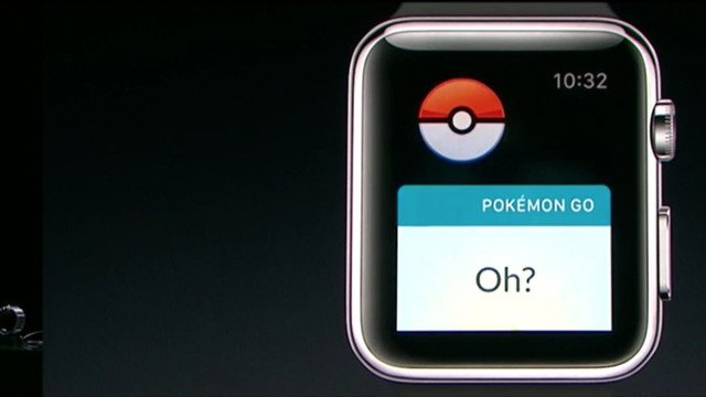There's an Interesting Reason Why Pokémon Go for Apple Watch Hasn't Arrived