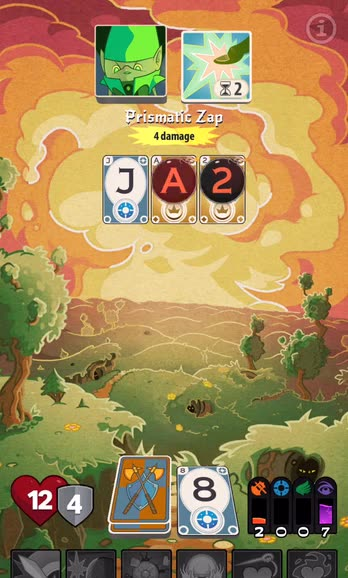 Solitaire and Roguelike RPG Come Together in the Amazing Solitairica