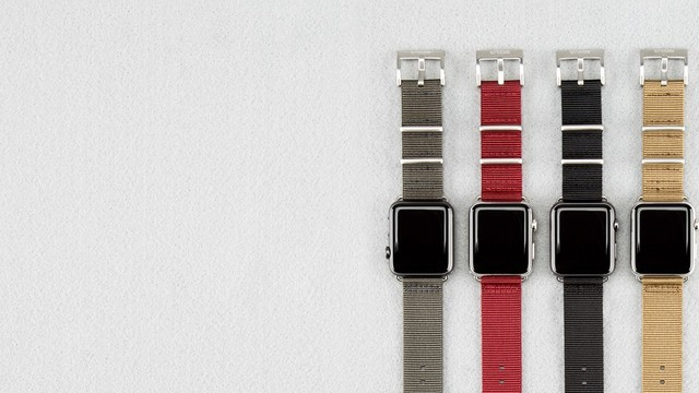 Belkin and Incase Debut their Official Apple Watch Bands