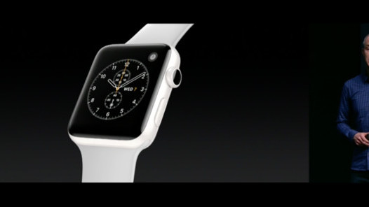 Here's an Animated GIF Showing the Physical Difference Between Apple Watch Series 1 and Series 2