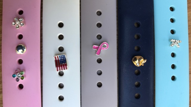 Customize Your Apple Watch Band With iPops