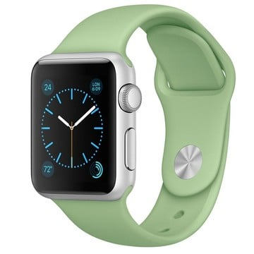 The Best Non-Apple Mint Green The Best Replica Apple Watch Sport Apple Watch Band