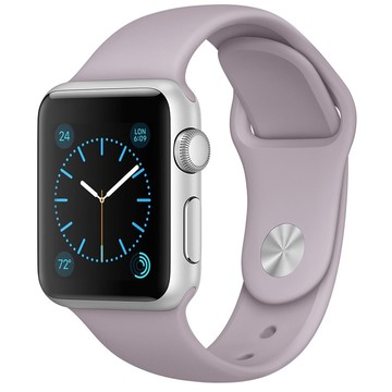 The Best Non-Apple Lavendar Sport Apple Watch Band