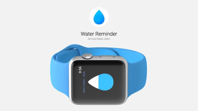 Water Reminder is a Simpler Hydration App