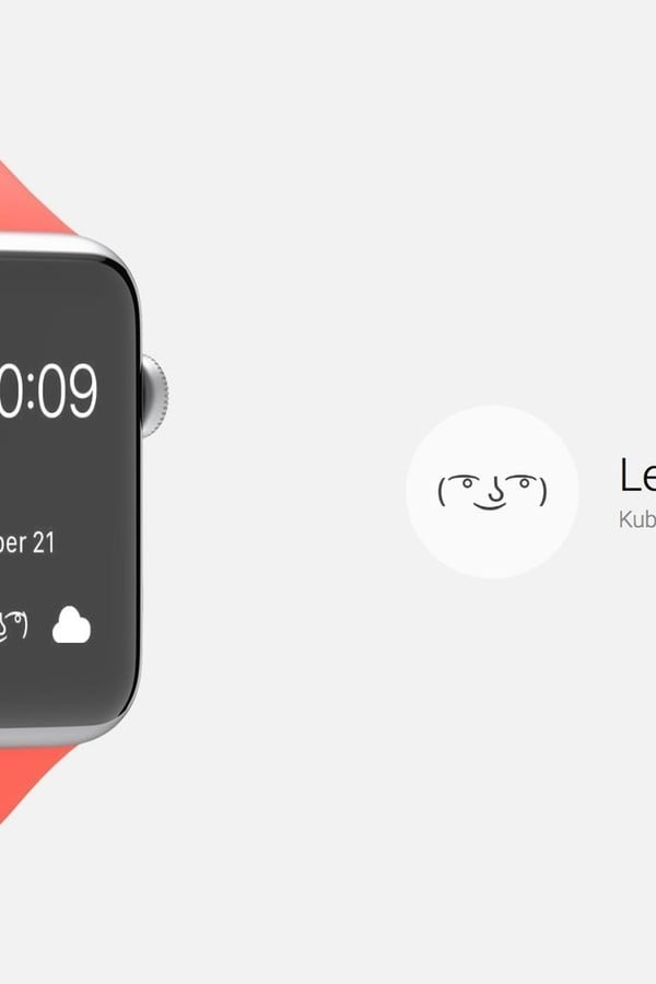 Lenny Makes Unicode Faces on Apple Watch Easy