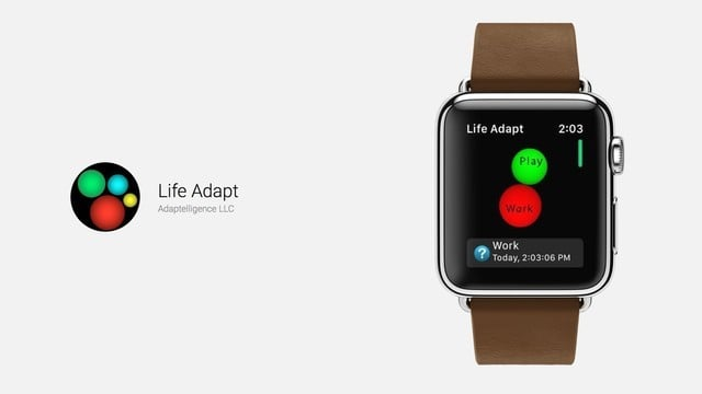 Life Adapt and Your Apple Watch Can Recover Lost Free Time
